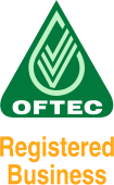 OFTEC Registered Business logo